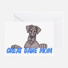 NBlu GD Mom Greeting Card