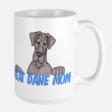 NBlu GD Mom Large Mug