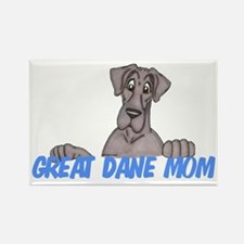 NBlu GD Mom Rectangle Magnet