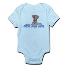 NBlu GD Mom Infant Bodysuit