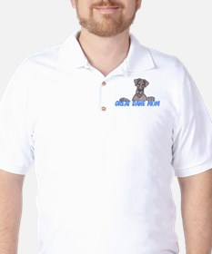 NBlu GD Mom Golf Shirt