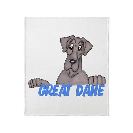 NBlu GD Throw Blanket