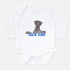 NBlu GD Long Sleeve Infant Bodysuit