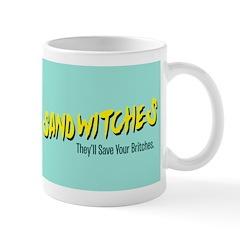 Sand Witches Mug
