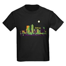 Kids Denver, CO Skyline Shirt