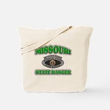 Missouri Park Ranger Tote Bag