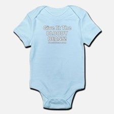 Give It The Beans - Infant Bodysuit