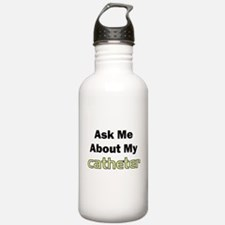 Catheter Water Bottle