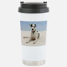 GREAT DANE BEACH Stainless Steel Travel Mug