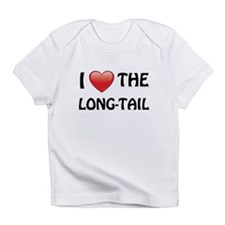 I Love The Long Tail Infant T-Shirt