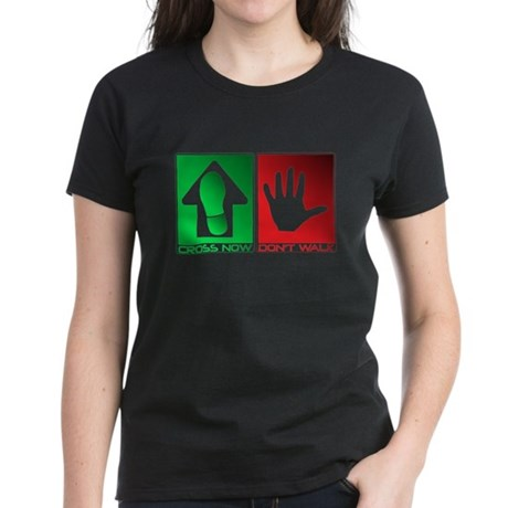 Blade Runner Cross Women's Dark T-Shirt