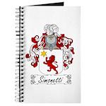Simonetti Coat of Arms Journal