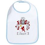 Simonetti Coat of Arms Bib