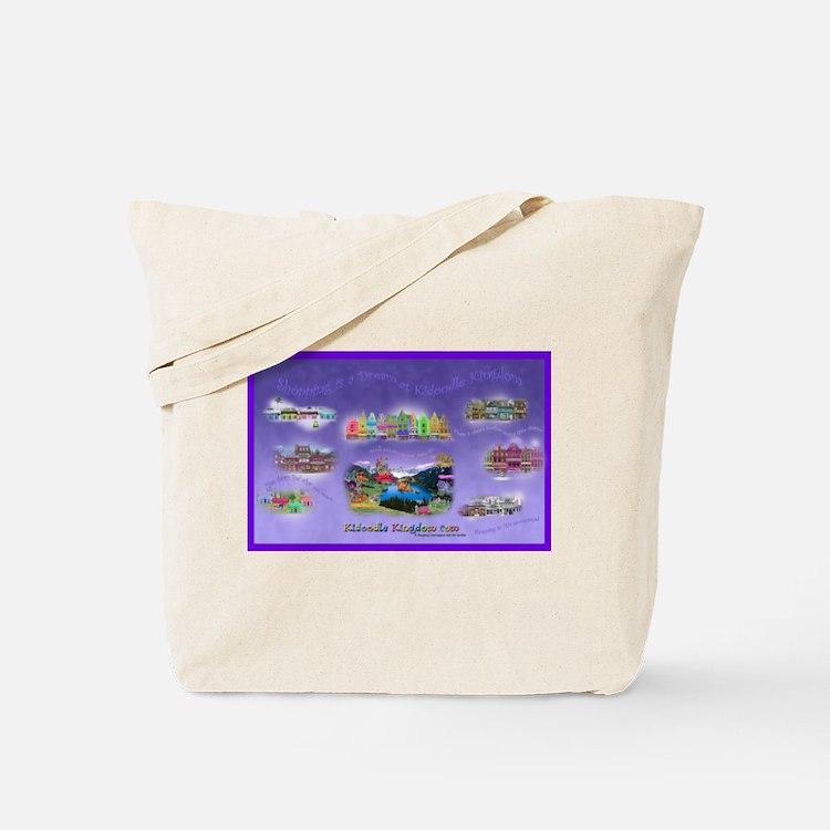 Kidoodle Kingdom.com Tote Bag