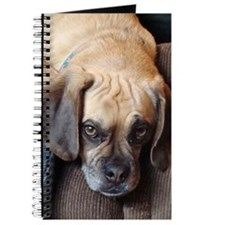 Cute Puggle Journal