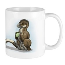 Tea Raptor Mug