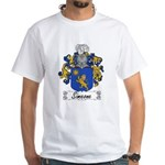 Simeone Family Crest White T-Shirt
