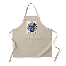 Simeone Family Crest BBQ Apron