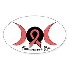 Awareness Be Breast Cancer Decal