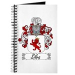 Silva Family Crest Journal