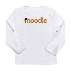 Moodle Long Sleeve Infant T-Shirt