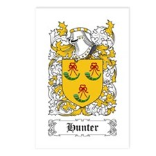 Hunter Postcards (Package of 8)