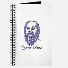 The Greek Philosopher Socrates Journal
