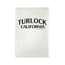 Turlock Rectangle Magnet
