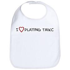 Play Taiko Bib