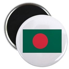 "Bangladesh Flag 2.25"" Magnet (10 pack)"