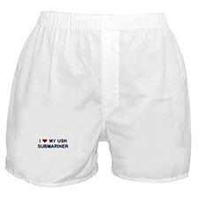 Love my Submariner Boxer Shorts