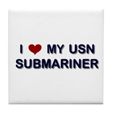 Love my Submariner Tile Coaster