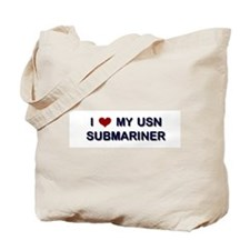 Love my Submariner Tote Bag