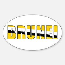 Brunei Decal