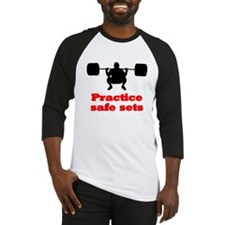 Practice Safe Sets Baseball Jersey