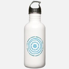 Worth Every Breath Water Bottle