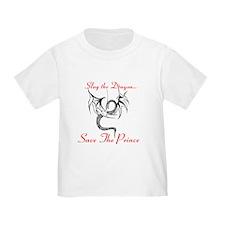 Slay the Dragon Save The Prince T