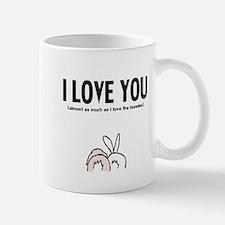 Cute Bunny day Mug