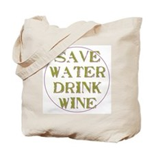 Save Water... Tote Bag