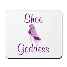 Shoe Goddess Mousepad