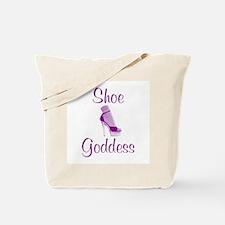 Shoe Goddess Tote Bag