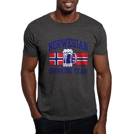 Norwegian Drinking Team Dark T-Shirt