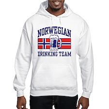 Norwegian Drinking Team Hoodie