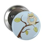 Lazy Owl Button