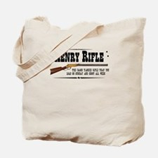 Henry Rifle Tote Bag