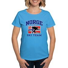 Norge Ski Team Tee