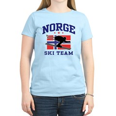 Norge Ski Team Women's Light T-Shirt