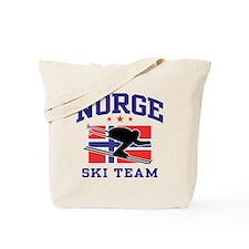 Norge Ski Team Tote Bag