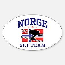 Norge Ski Team Decal