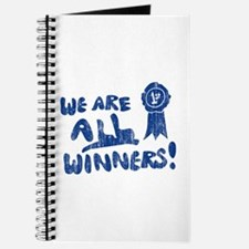 We Are All Winners Journal